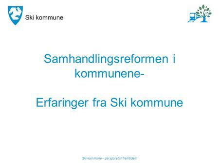 jurister i ski kommune