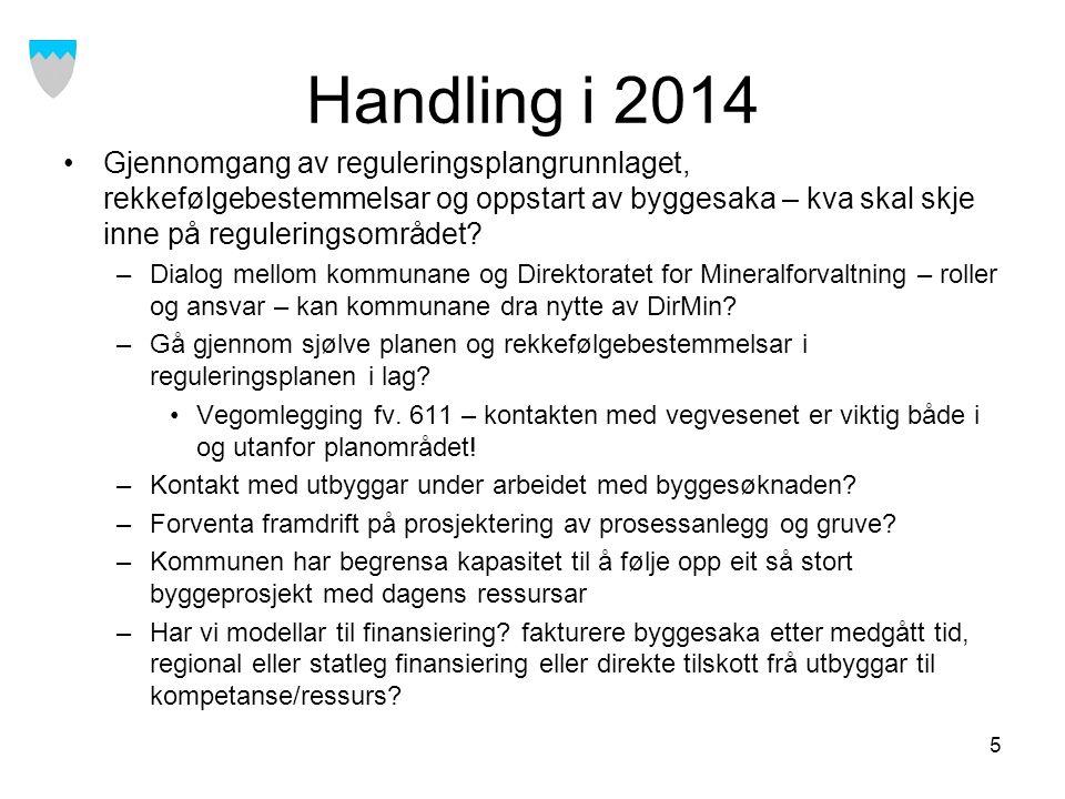 Lokalsamfunnsutvikling Gjennomgå utbyggingsavtalen –Igangsetjing av planarbeid med opprusting fv.