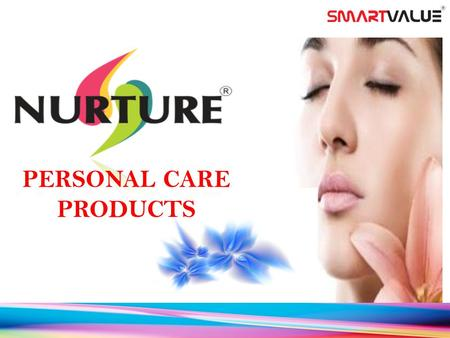 PERSONAL CARE PRODUCTS. COMMON SKIN DISEASES PimplesMRSA Super bug.
