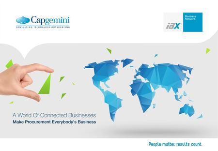 1 Copyright © Capgemini 2013. All Rights Reserved Presentation Title | Date.