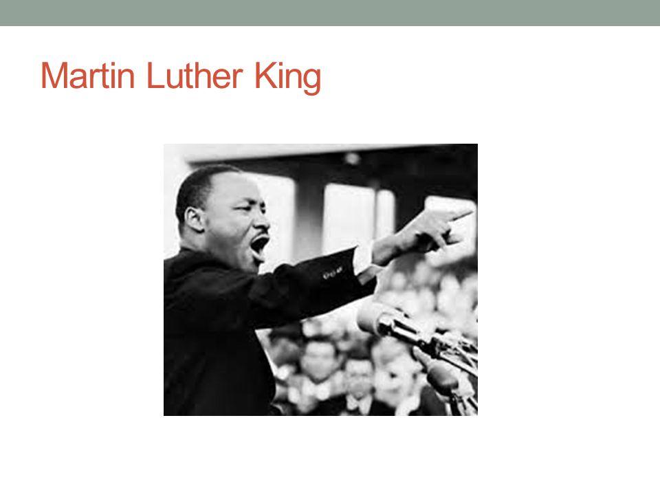 Kings strategi for å gjøre slutt på urettferdighet gjennom selvoppofrelse.
