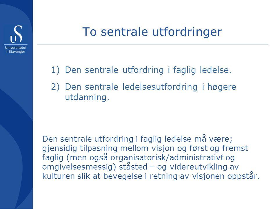 Universiteter som får strykkarakter Dagens Næringsliv lørdag 9. januar 2010