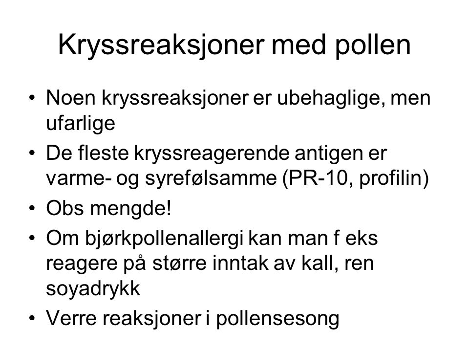 Allmennpraktikerns bruk for komponentanalyser Ulf Wike Ljungblad, overlege Barnesenteret SiV Tønsberg