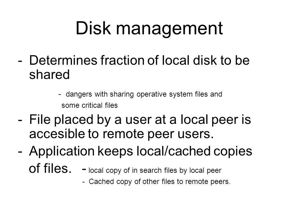 File indexing - Difficulties followed by file searching using file names..