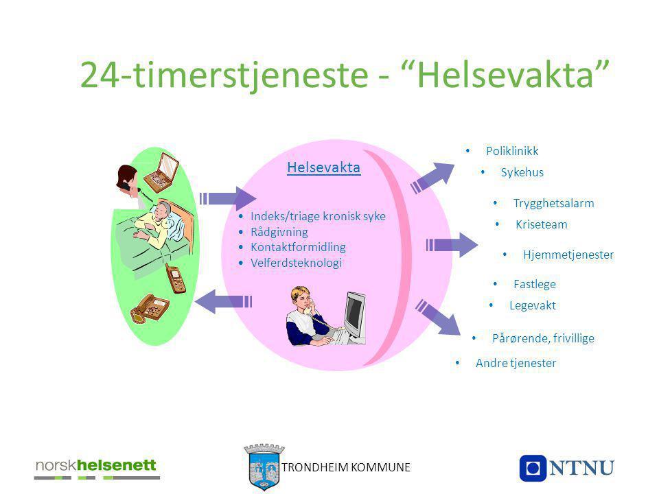 Lokalmedisinske tjenester Lokalmedisinske tjenester Tjenester fra kommunehelsetjenesten spesialisthelsetjenesten 1 2 3 4 1.Administrasjons- og systemarbeid - helseovervåking, miljørettet helsearbeid, folkehelsearbeid, strategisk planlegging, avtaleverk, IKT-opplæring og drift 2.Interkommunalt samarbeid - der kommunene blir for små til å sikre kompetanse, rekruttering og robuste tjenester (dagens tjenester (f.eks barnevern) og nye tjenester (f.eks ø.hj tilbud i kommunene, mottak av utskrivingsklare)) 3.Desentraliserte spesialisthelsetjenester - DMS, DPS, ambulerende team, deltagelse lokalt og oppfølging ved utskriving 4.Samarbeidstiltak mellom kommuner og sykehus - LMS-senter, ambulante team, akutt poliklinikk, observasjonsplasser/FAM, praksiskonsulentordning, hospitering Moderert fra Hallingdalsprosjektet