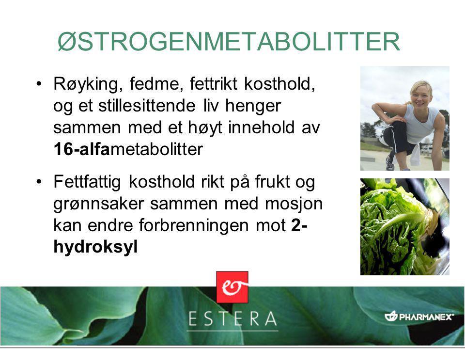 En innsats for å forbrenne østrogen i ung alder kan hjelpe til å redusere eksponering av østrogenet senere.