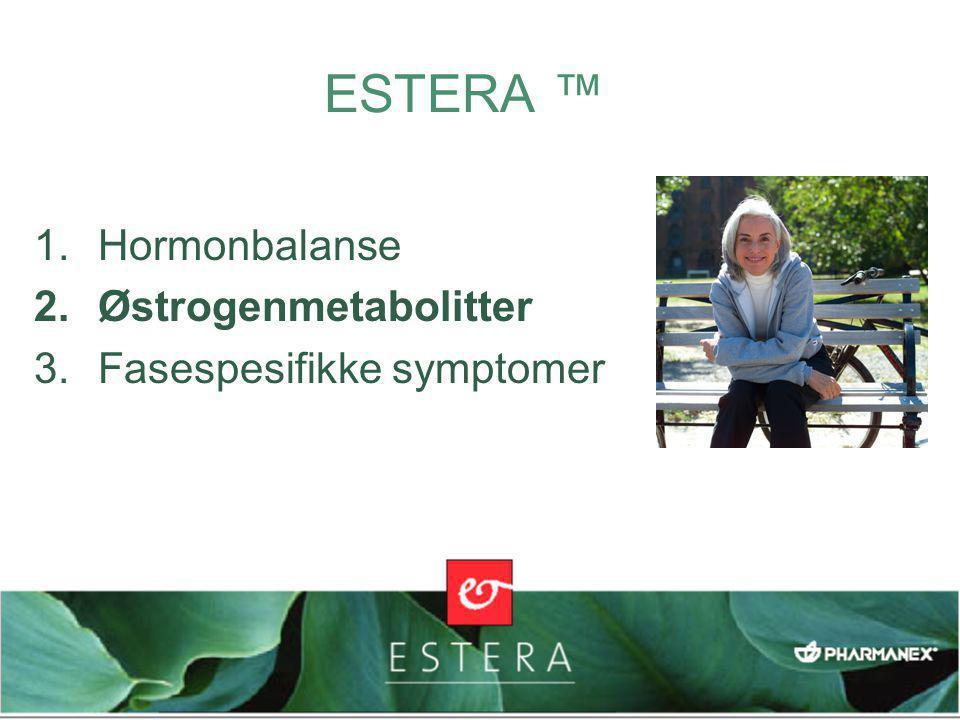 Fasespesifikke symptomer Tilleggsingredienser retter seg mot fasespesifikke symptomer Nattlysolje & olje fra agurkurtfrø Vitamin B 6
