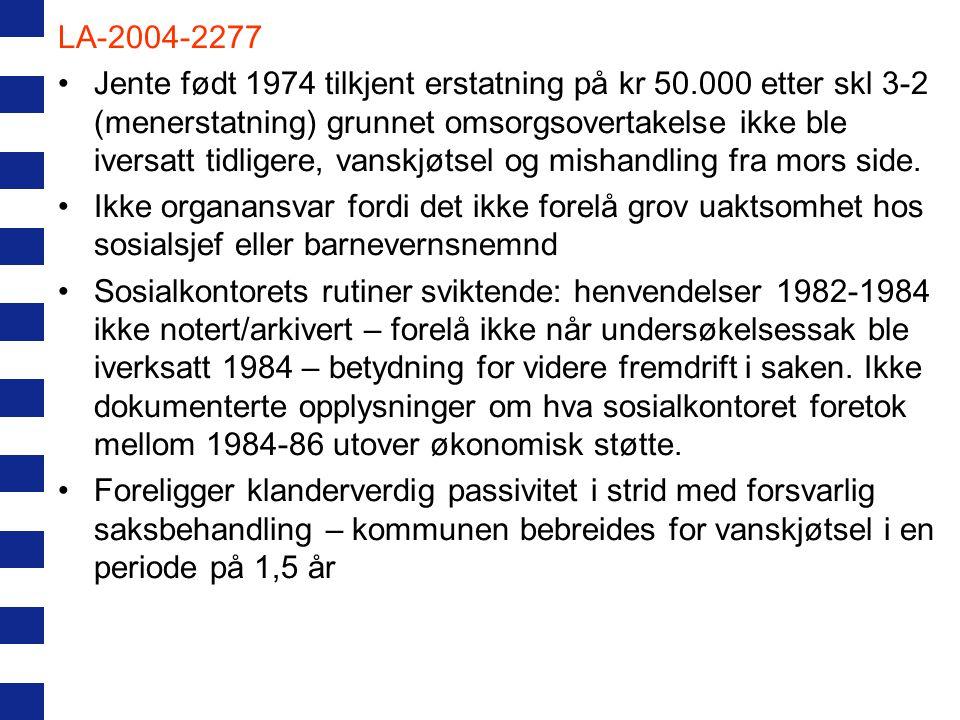 3.5 Transportsektoren Rt-1984-466 NSB-Kvigedommen Ansvar for ikke å følge egne forskrifter Fire kviger som beitet lovlig i utmark kom inn på jernbanelinjen gjennom en grind ved en privat planovergang og som var etterlatt åpen.