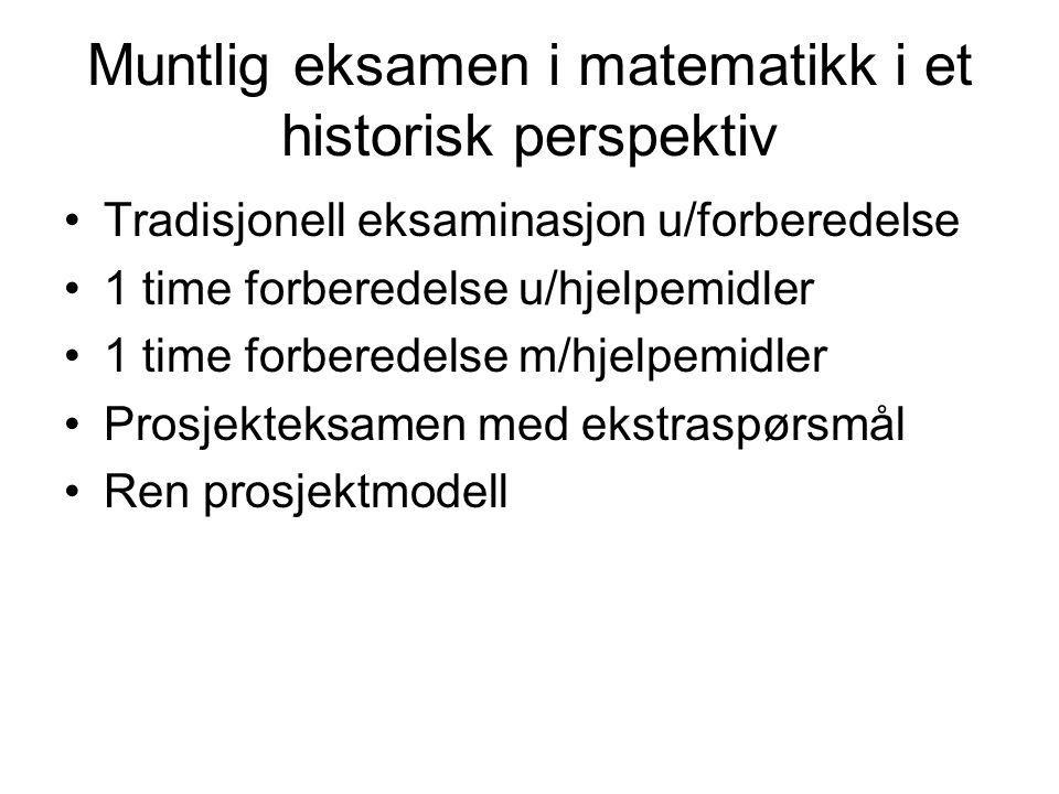 Sør-Trøndelags motivasjon Konsekvens av LS-31-2003 Ensretting innen fylket Skape trygghet i eksamenssituasjonen Prøver elevens helhetlige kompetanse (R94).