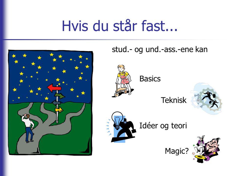 Årets und.ass.-er Andreas Hammarhammar@stud.ntnu.no Håkon Jacobsenhakoja@stud.ntnu.no Fredrik Ludvigsenfredrlud@stud.ntnu.no Andreas Oppebøenandreao@stud.ntnu.no Vidar Kristoffer Strat vidarkri@stud.ntnu.no Jon Marius Venstadvenstad@idi.ntnu.no e-post med spm.
