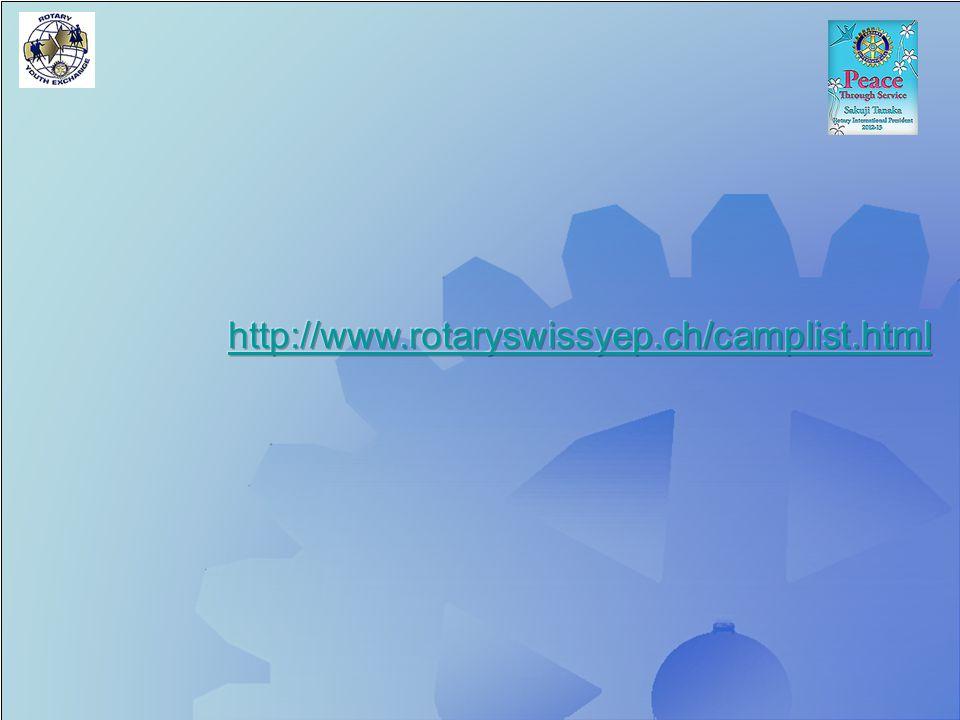 Torgalmenning Rotary Klubb Rotary Youth Leadership Award Rotarys Ledelsesseminar for Ungdom.