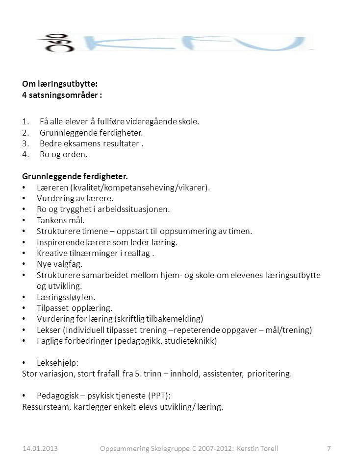 Foreldrerollen – å styrke : Foreldre engasjement.Hver 3.