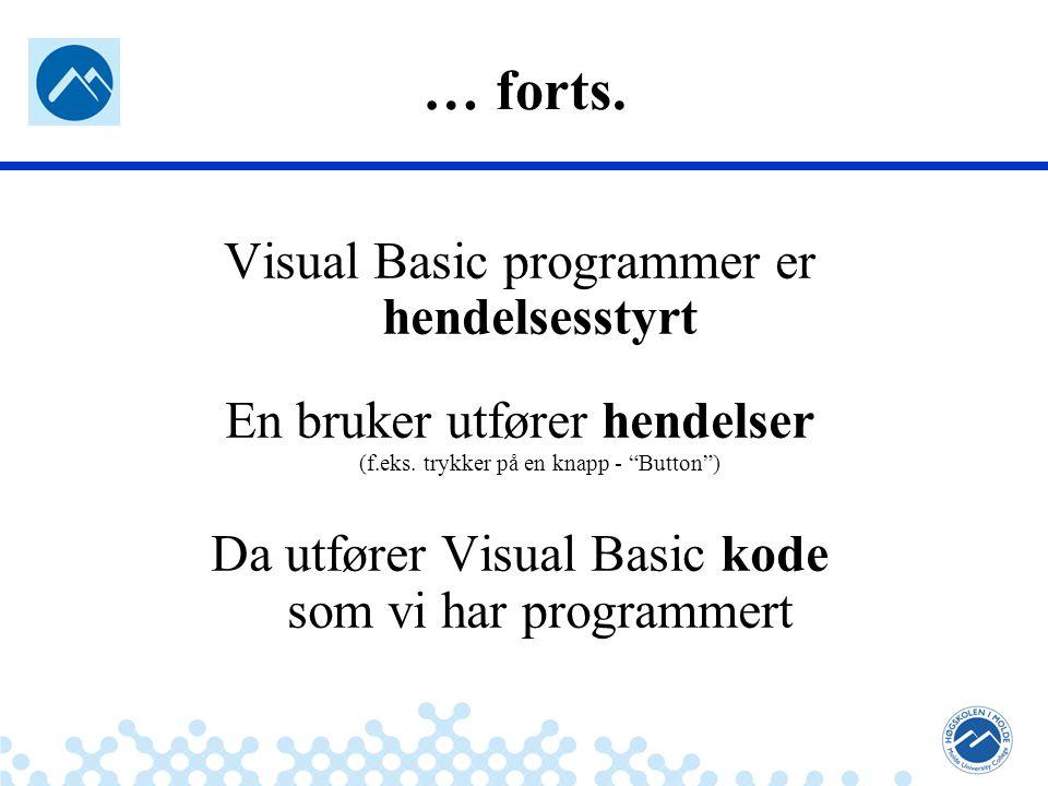 Jæger: Robuste og sikre systemer Neste forelesning Mandag 4.