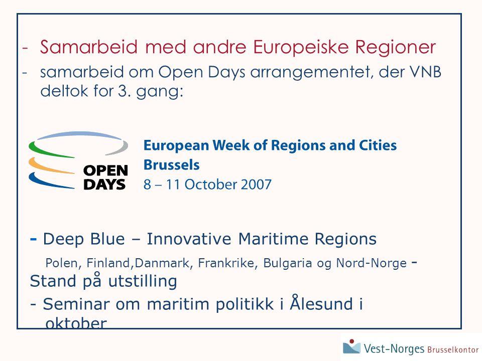 Norsk kommune- og fylkespolitikk....og EU Komiteen vil vise til at utviklingen i det europeiske samarbeidet innebærer at EU treffer beslutninger som påvirker stadig flere sider av det norske samfunnet.