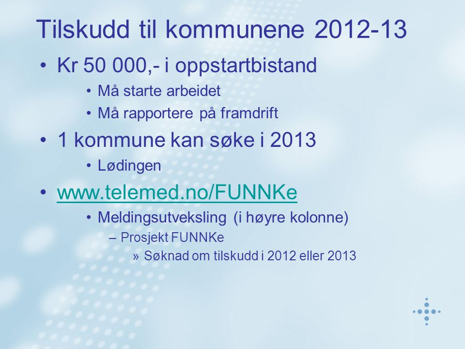 www.telemed.no\FUNNKe