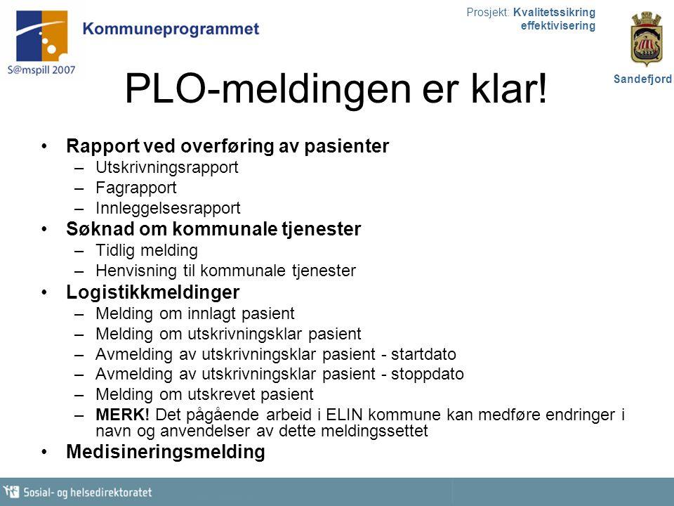 Prosjekt: Kvalitetssikring effektivisering Sandefjord Sikkerhet og juss (lovbestemmelser) Arkivloven (lov av 4.