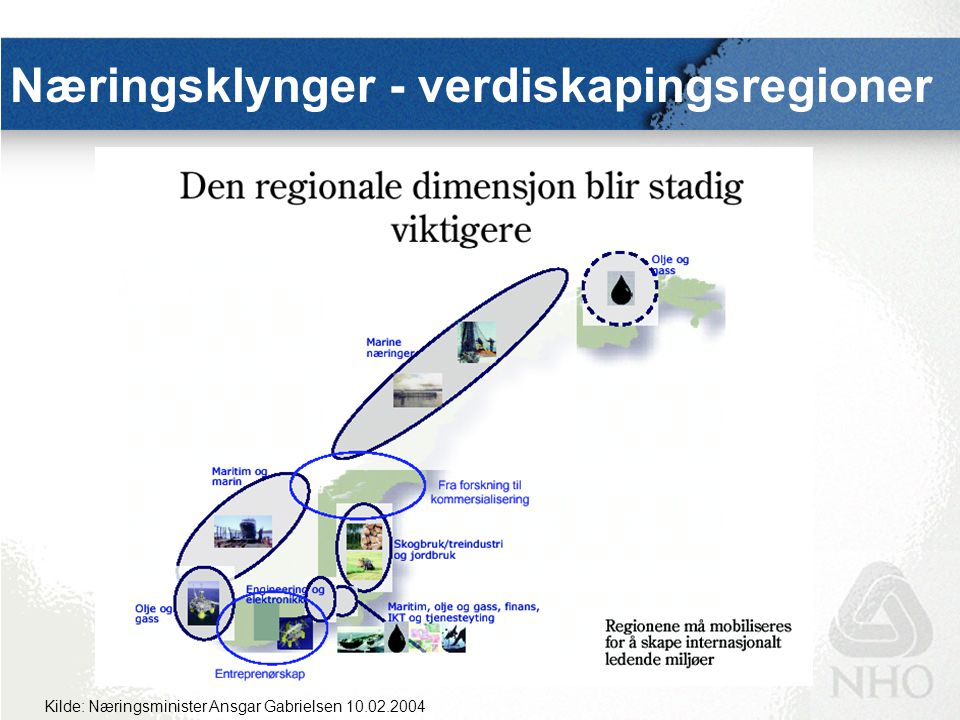 Bo- og arbeidsmarkedsregioner 1.Stor-Osloca.1.055.000 innbyggere 2.Stor-Bergenca.