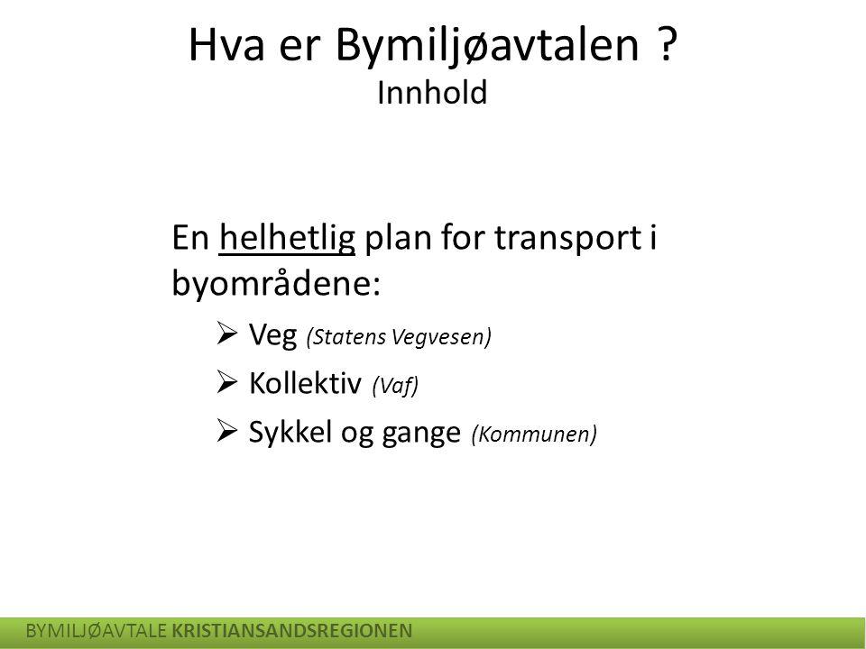 En mer miljøvennlig bytransport.