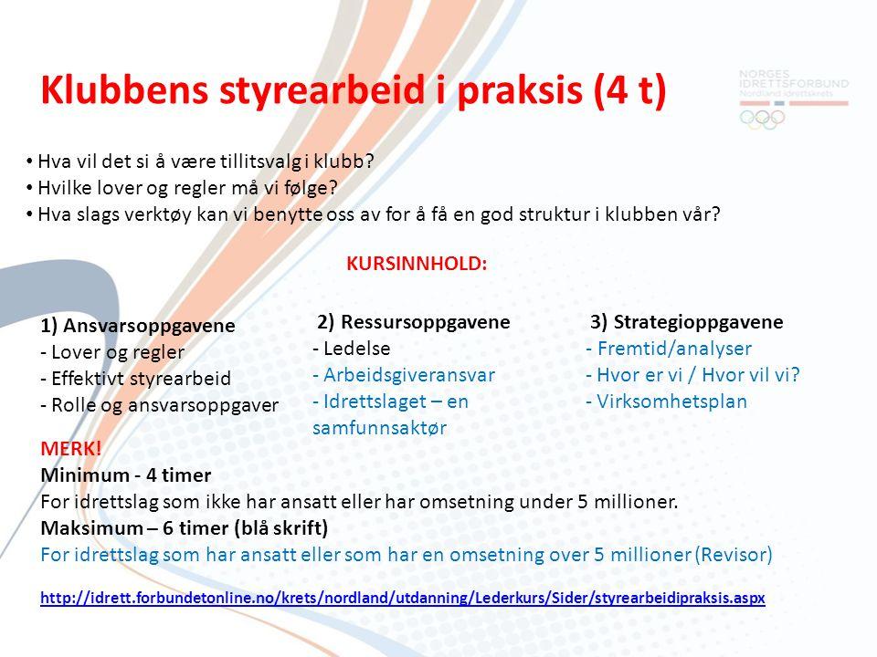 28.mars 2015 11© Norges Idrettsforbund Et viktig verktøy for alle idrettslag.