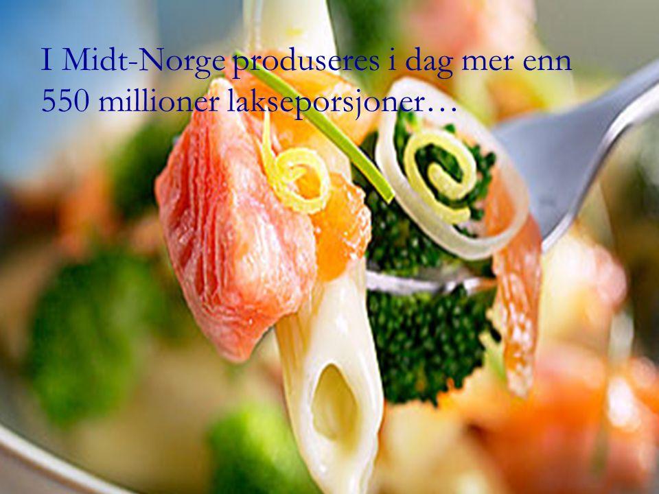 …som eksporteres til mer enn hundre land norwegian salmon – 1,2 mill. treff på Google