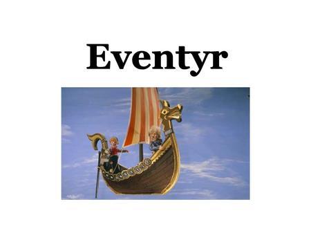 hva er eventyr