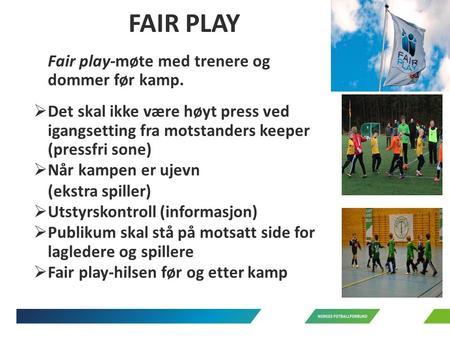 favorisering av spillere i barnefotball