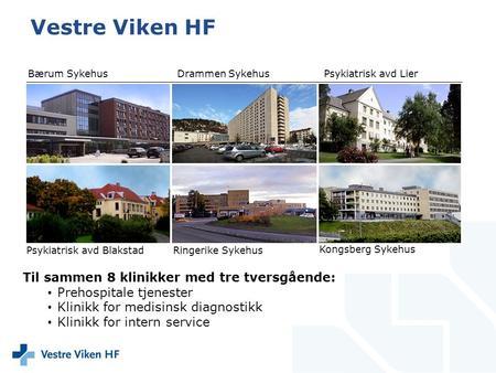 Kongsberg Sykehus Røntgen