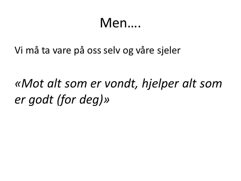 Men….