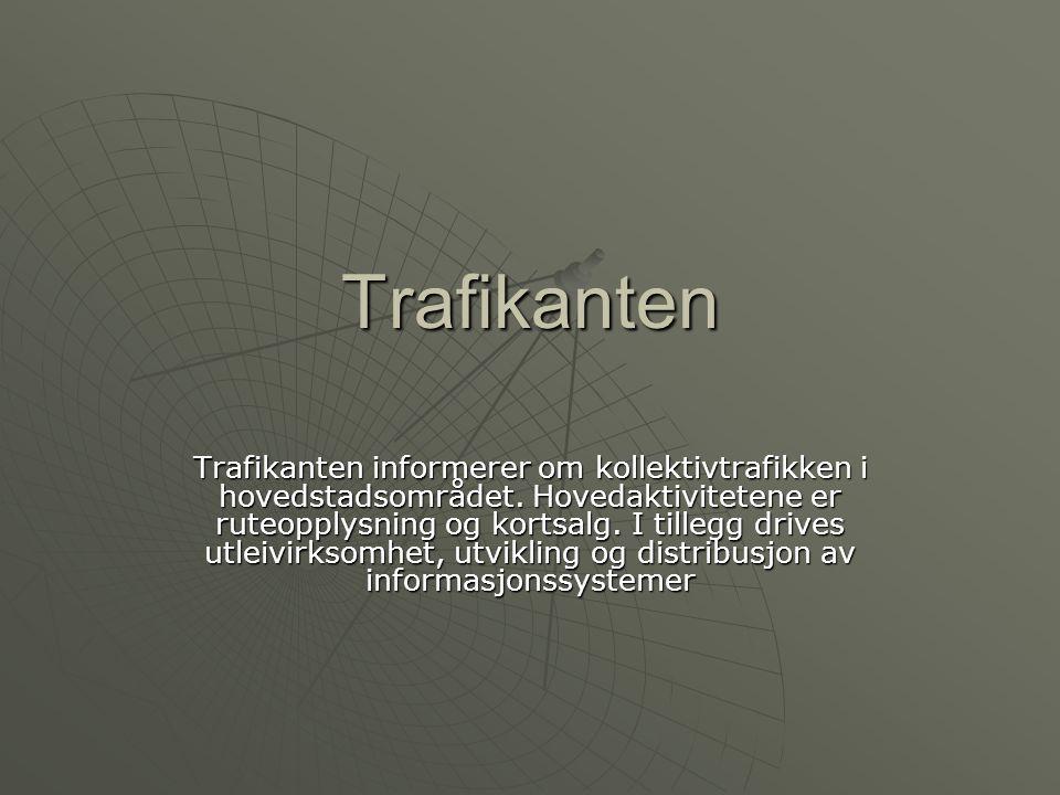 SIS - Sanntidsinformasjon for kollektivtrafikken i Oslo og Akershus  Hardware i kjøretøyene  Realtime/posisjonering  Aktiv signal prioritering