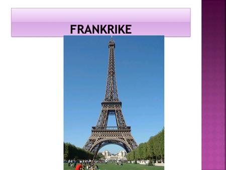 Frankrike innbyggere