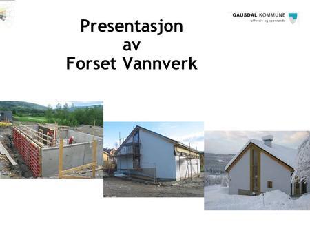 presentasjon Finnsnes