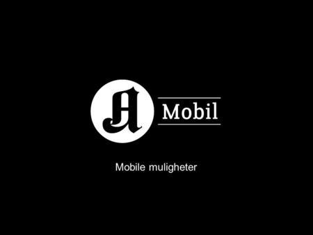 finn mobilen Hammerfest