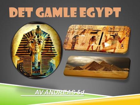 hellige dyr egypt