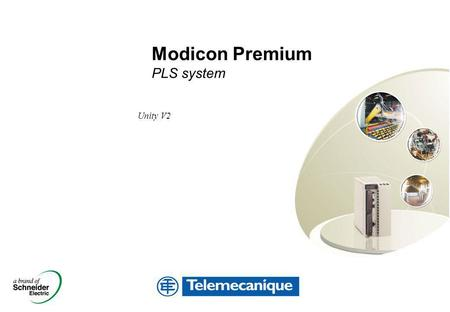 Modicon Premium PLS system
