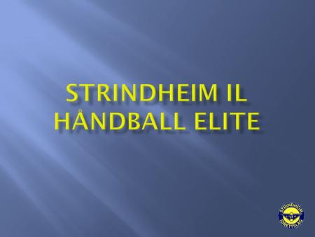 Strindheim IL håndball Elite