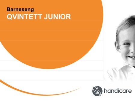 Barneseng QVINTETT JUNIOR