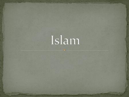 høytidene i islam