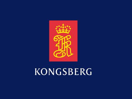 2 Kongsberg Gruppen ASA Resultat 1. kvartal 2001 WORLD CLASS - through people, technology and dedication.