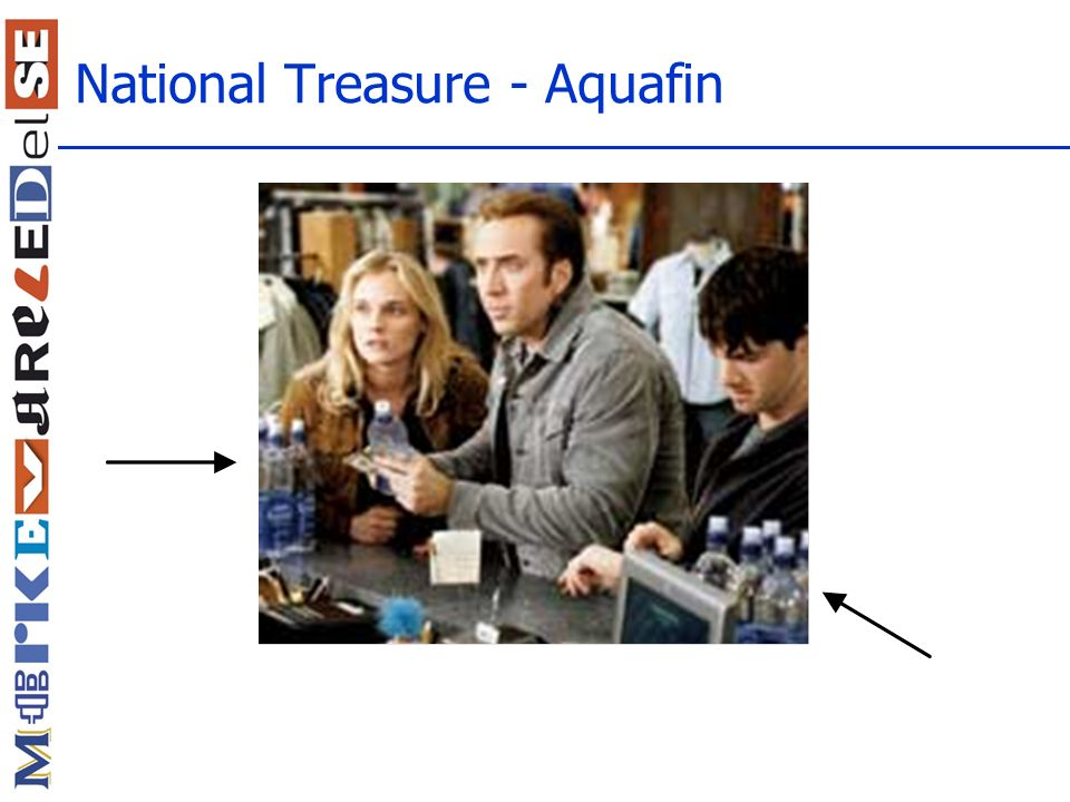 National Treasure - Aquafin