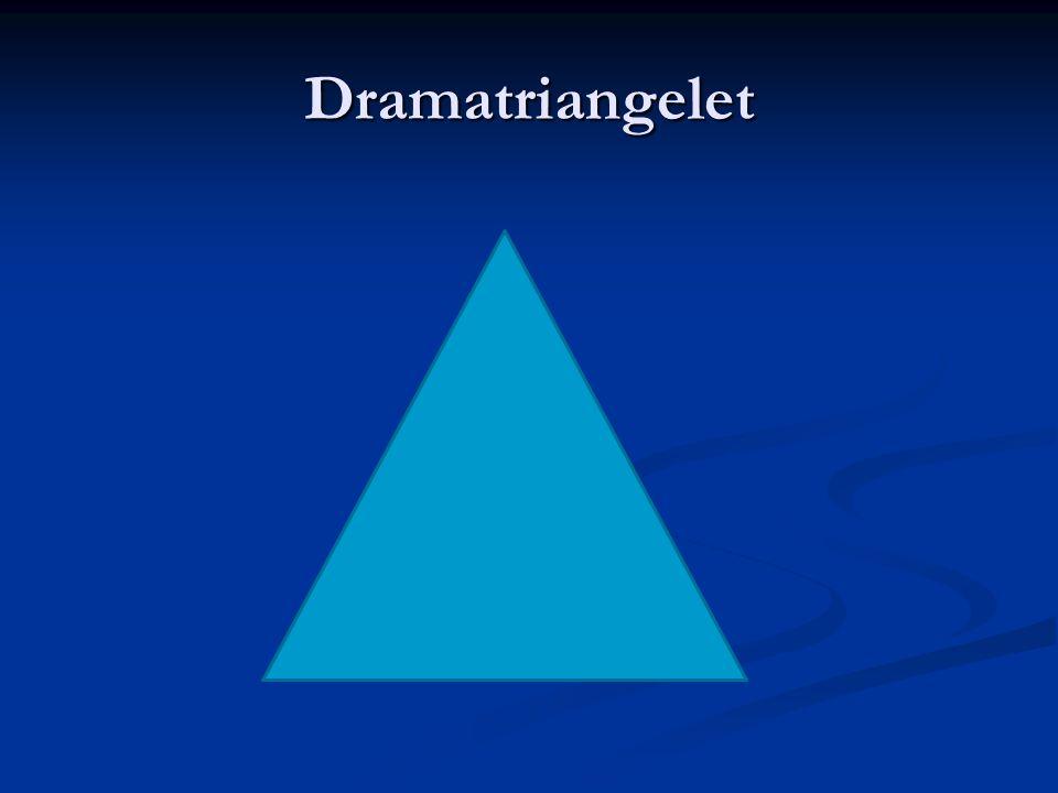 Dramatriangelet