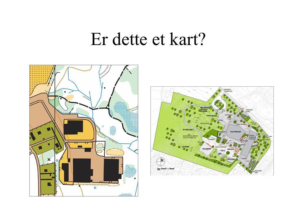 Er dette et kart