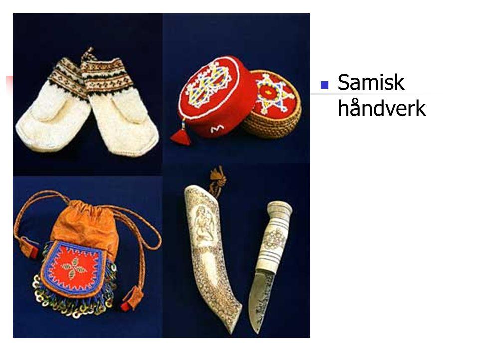 Samisk håndverk