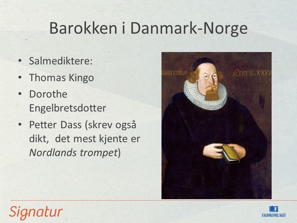 Barokken i Danmark-Norge