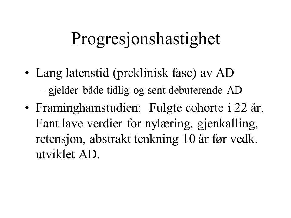 Progresjonshastighet