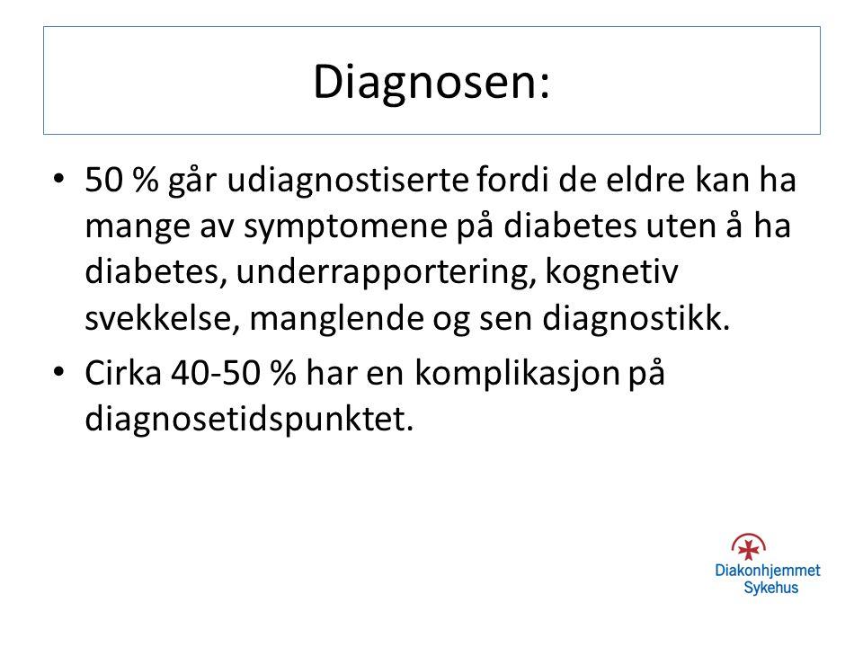 Diagnosen: