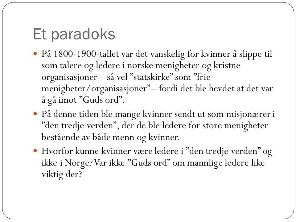Et paradoks