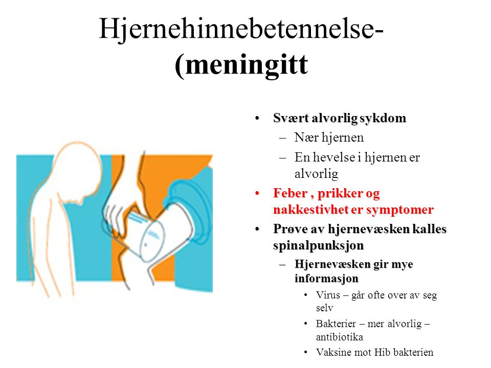 Hjernehinnebetennelse-(meningitt