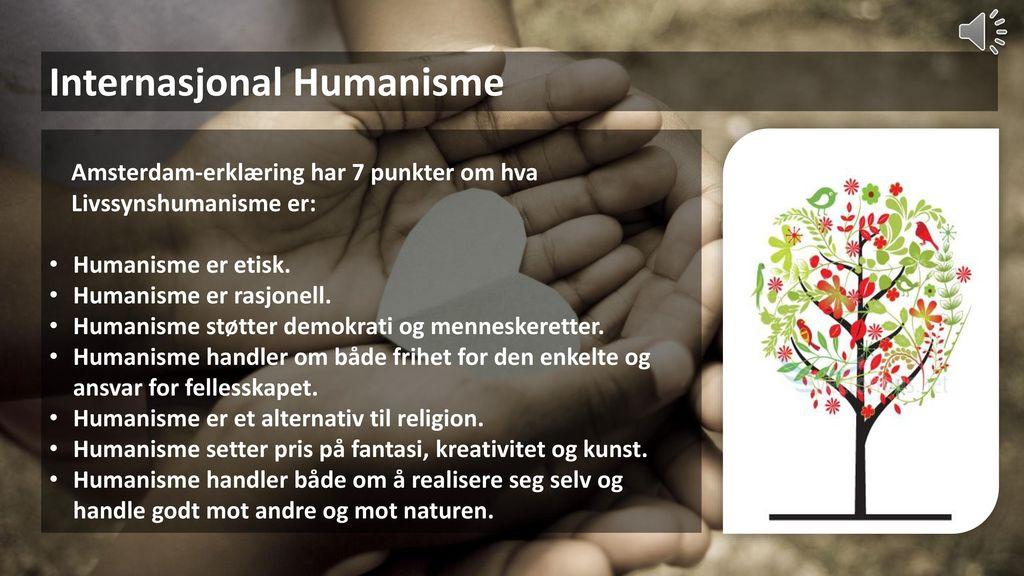 Internasjonal Humanisme
