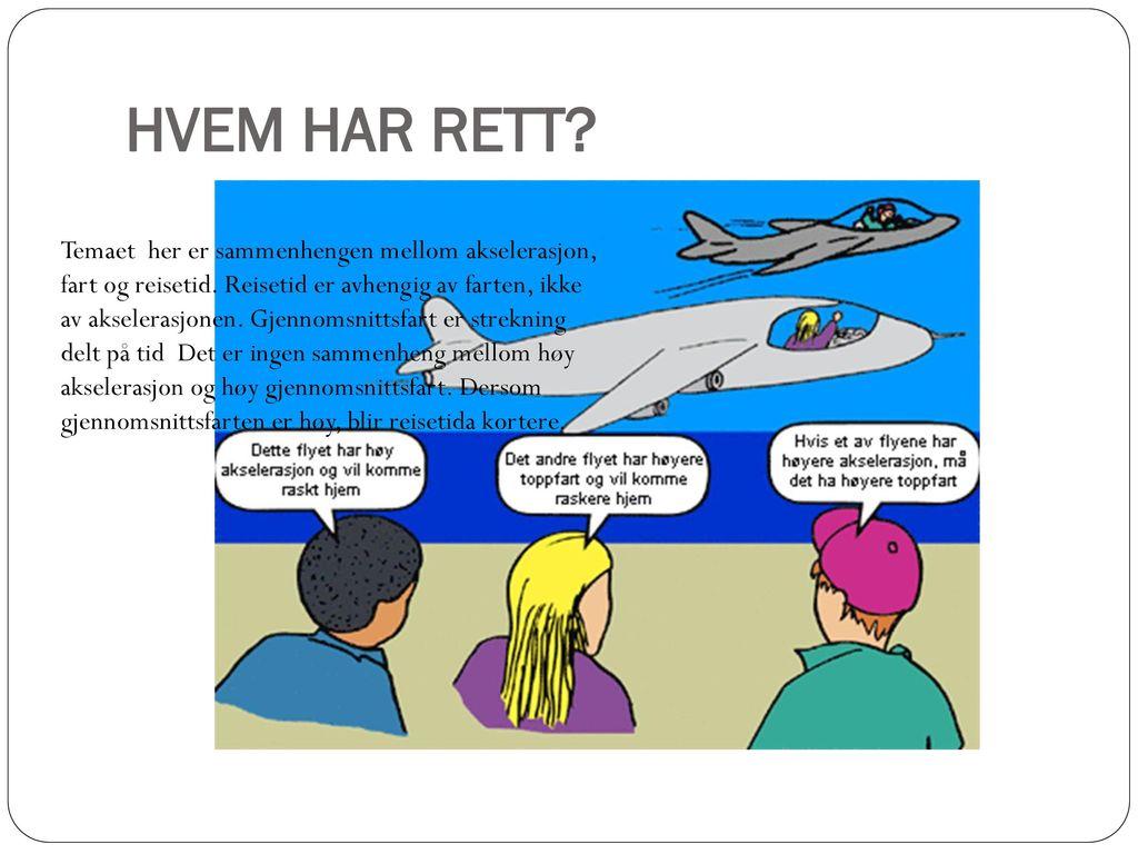 HVEM HAR RETT