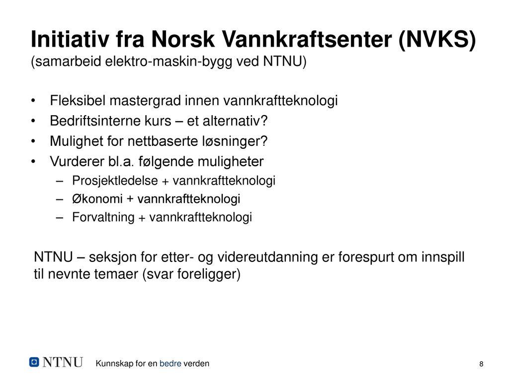 norsk kurs ntnu